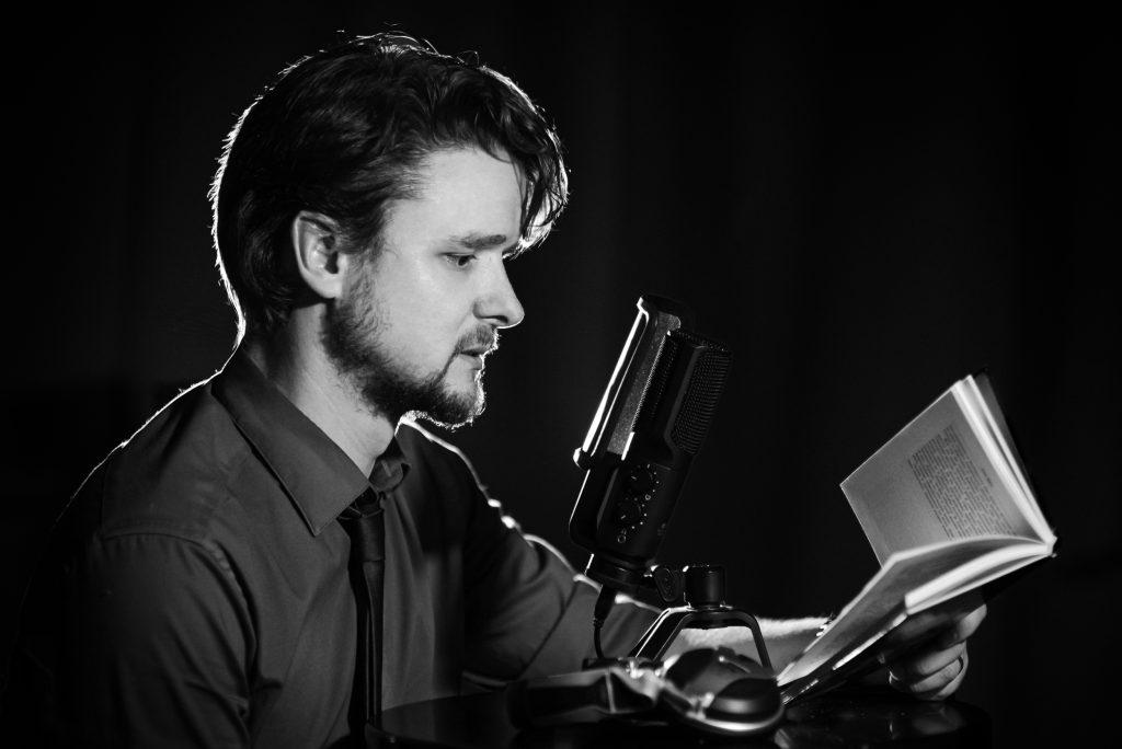 Дмитрий Кузнецов - диктор и звукорежиссёр